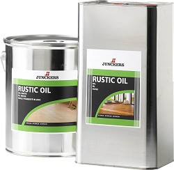 Junckers rustic oil white